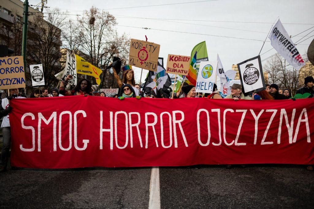 Marsz dla klimatu COP24