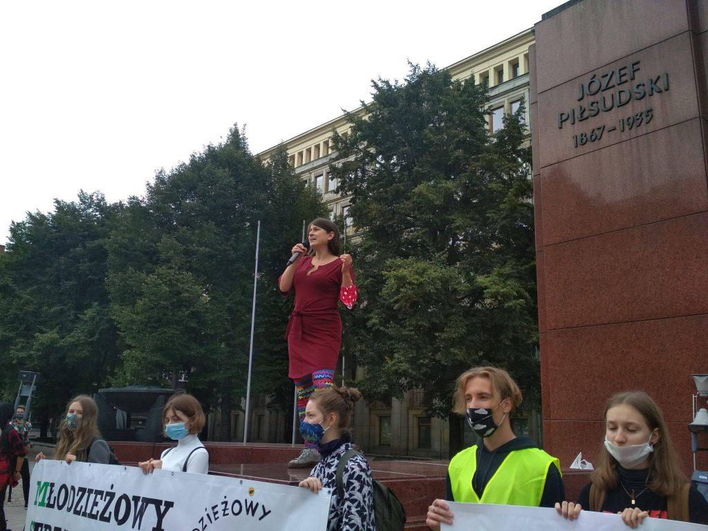 Wspieramy demonstrację MSK