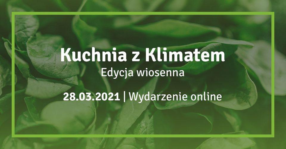 Kuchnia z Klimatem – online
