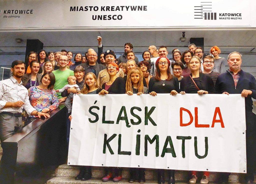 Zakładamy Śląski Ruchu Klimatyczny