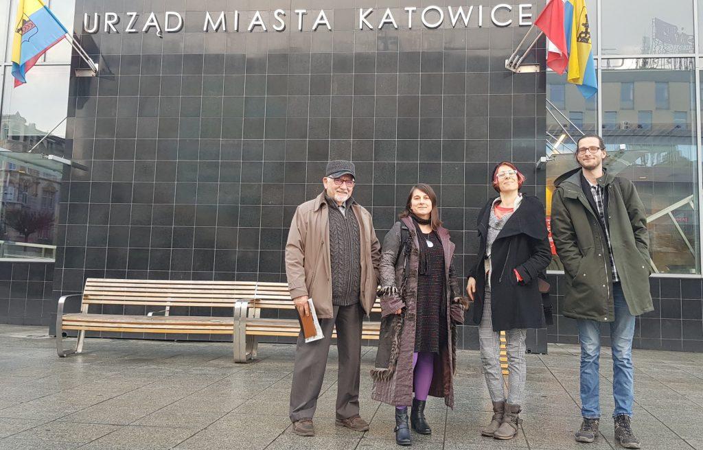 Spotkanie z UM Katowice
