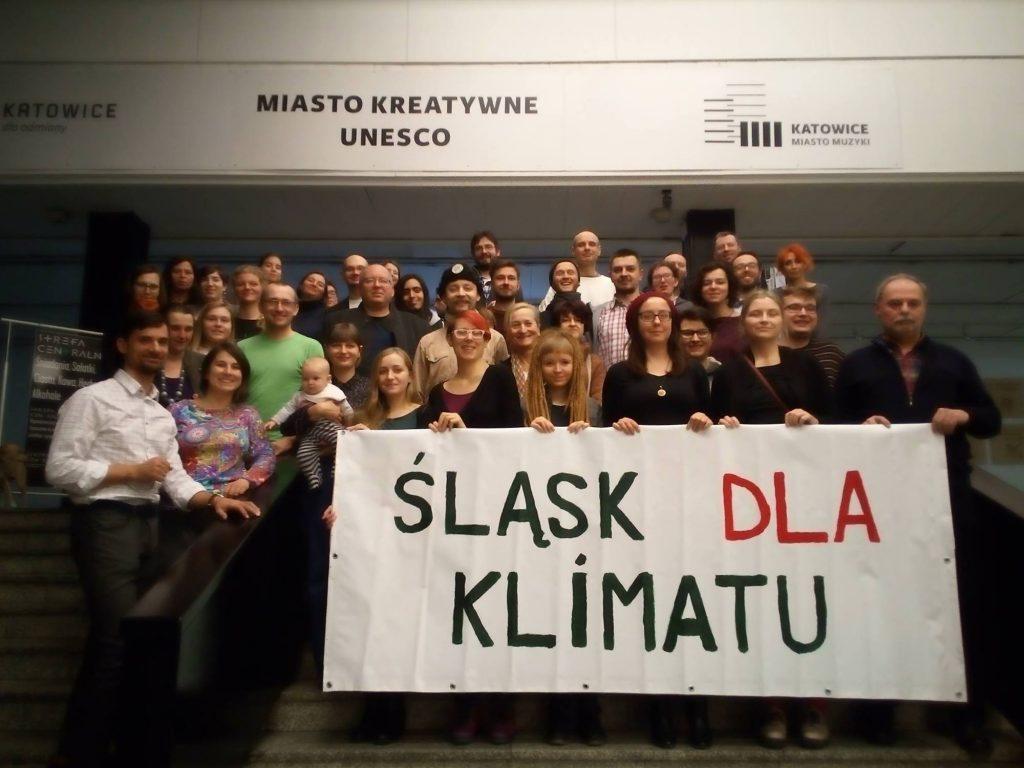 Początek Śląskiego Ruchu Klimatycznego